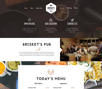 thesis restaurant theme Five marketing strategy themes emerged from this study: word of mouth  media  marketing were powerful strategies that small independent restaurant owners.